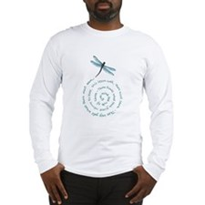 Witches law-rule of three Long Sleeve T-Shirt