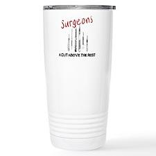 Surgeons Travel Mug