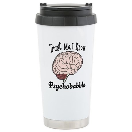Therapy Stainless Steel Travel Mug