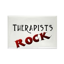 Therapy Rectangle Magnet (100 pack)