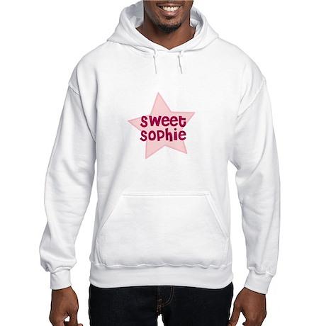 Sweet Sophie Hooded Sweatshirt