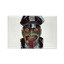 Zombie Rectangle Magnet (10 pack)