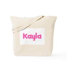 """""""Kayla"""" Tote Bag"""