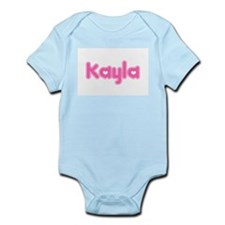 """Kayla"" Infant Creeper"