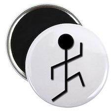 Running Man Magnet