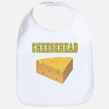 Cheesehead Bib