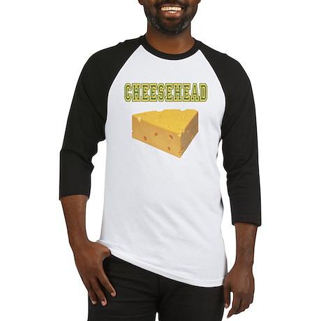 Cheesehead Baseball Jersey