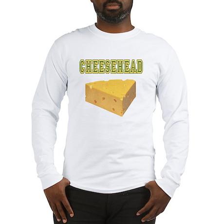 Cheesehead Long Sleeve T-Shirt