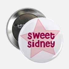 """Sweet Sidney 2.25"""" Button (10 pack)"""