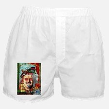 Billy the Drifter : Bill Connolly Boxer Shorts