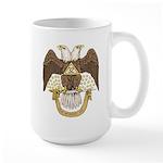 Scottish Rite 32 Large Mug