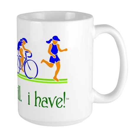 ican_triathlon_tee_out Mugs