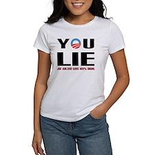 You Lie 2 Tee