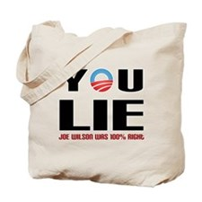 You Lie 2 Tote Bag
