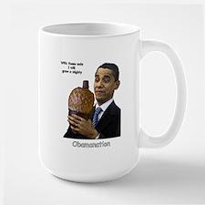 Obama Nation Acorn Mug