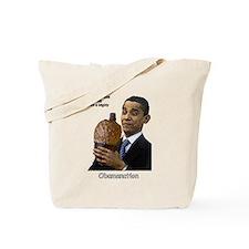 Unique Comrade obama Tote Bag