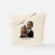 Funny Comrade obama Tote Bag