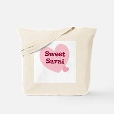 Sweet Sarai Tote Bag