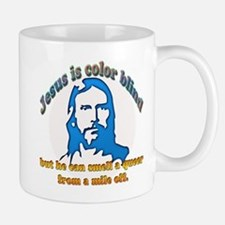 Jesus Can Smell A Queer Mug