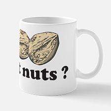 Cute Walnut Mug