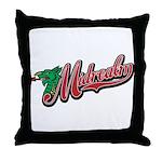 Midrealm Team Throw Pillow