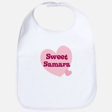 Sweet Samara Bib