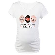 Peace Love Tri Shirt