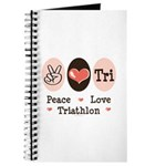 Peace Love Tri Journal