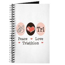 Peace Love Tri Journal