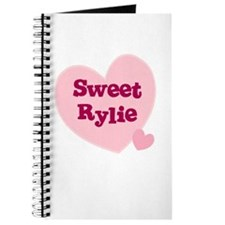 Sweet Rylie Journal