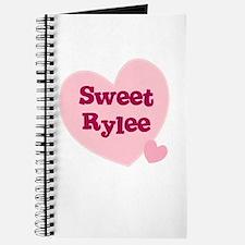 Sweet Rylee Journal