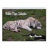 White tigers Calendars