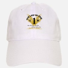 Baseball Baseball Cap with Law of One Design