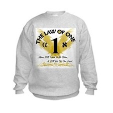 Sweatshirt with Law of One Design