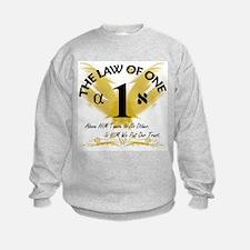 Sweatshirt with Law of One Design
