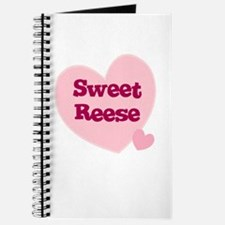 Sweet Reese Journal