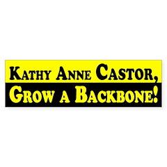 Kathy Anne Castor bumper sticker