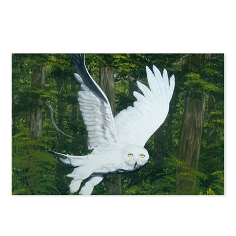On Silent Wings: Postcards (Package of 8)