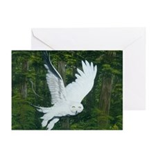 On Silent Wings: Greeting Cards (Pk of 10)