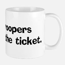 State troopers know just Mug