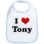 I Love Tony Bib
