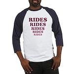 Rides Baseball Jersey