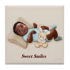 Sweet Smiles Tile Coaster