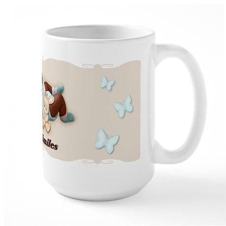 Sweet Smiles Large Mug