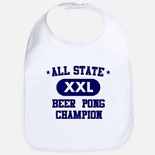 All State Beer Pong Bib