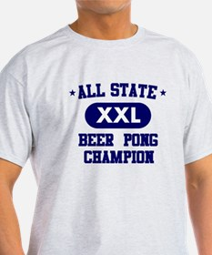 All State Beer Pong T-Shirt