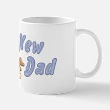 Diaper Teddy Boy - New Dad Mug
