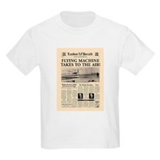 Wright Bros. Headline T-Shirt