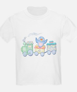 Future Engineer Train Kids T-Shirt