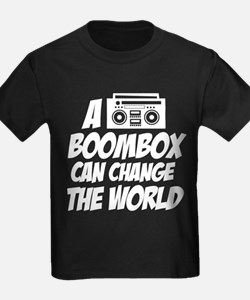 A Boombox Can Change the World T